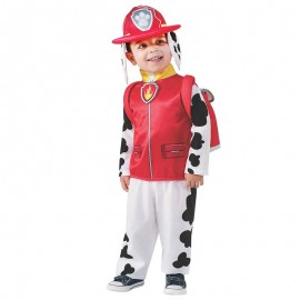 Disfraz de Marshal Patrulla Canina 4-6 años