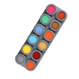 Paleta de 12 colores especiales