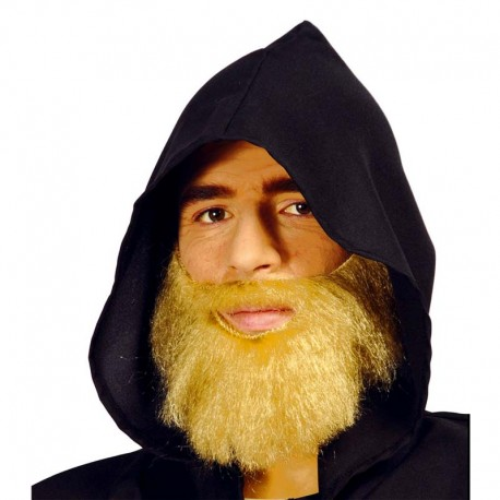 Barba lisa adulto rubia