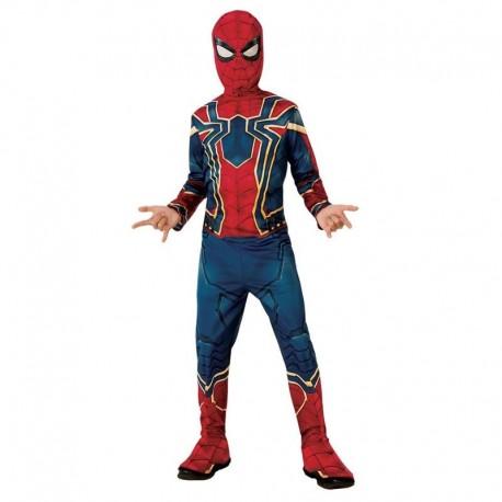 Disfraz de Spiderman Iron 4-6 años