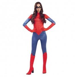 Disfraz de Spider Woman talla L para adulto