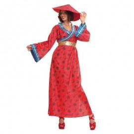 Disfraz de china para adulto