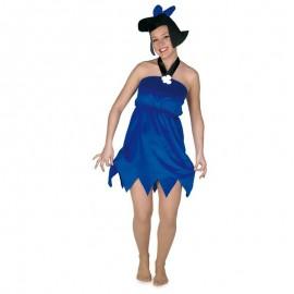 Disfraz de Betty Picapiedra para adulto