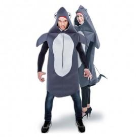 Disfraz de tiburon para adulto
