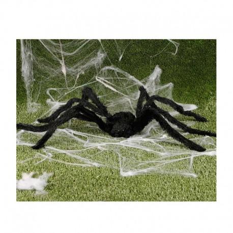 Araña con luz y movimiento