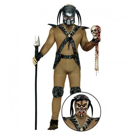 Disfraz de Predador para adulto