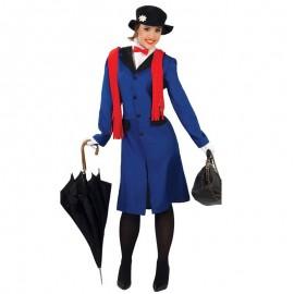 Disfraz de Mary Popins para adulto