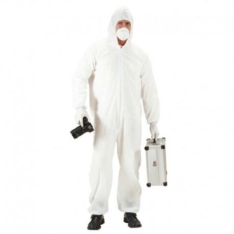 Disfraz de CSI buzo