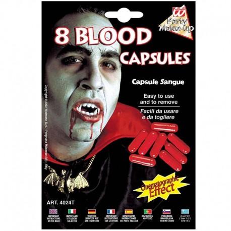 Capsulas sangre grandes