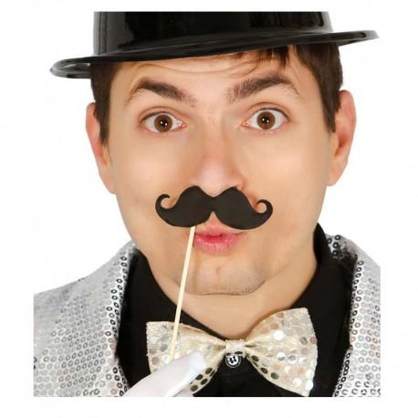 Bolsa de 6 bigotes photocall