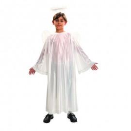 Disfraz de angel 10-12 años
