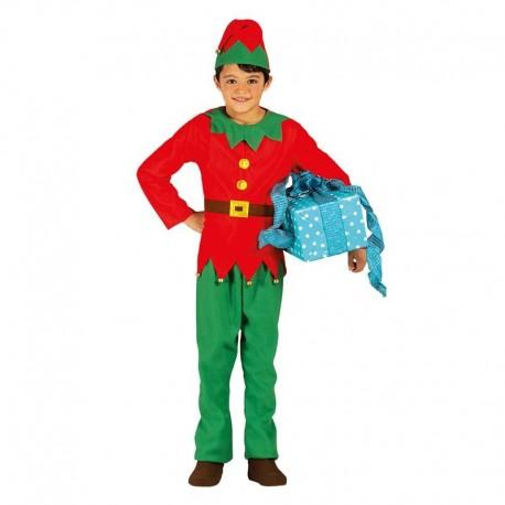 Disfraz de elfo 5-6 años