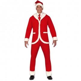 Disfraz de Noel elegante para adulto