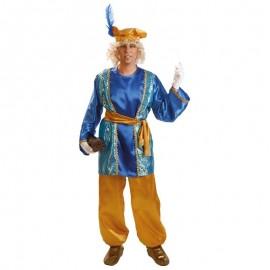 Disfraz de paje melchor economico para adulto