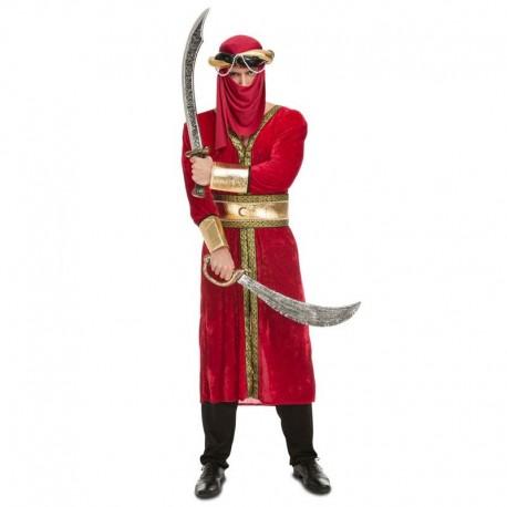 Disfraz de guerrero arabe