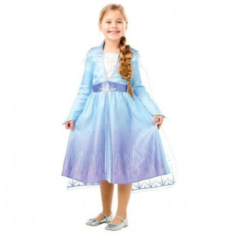 Disfraz de Elsa II Clasic 7-8 años