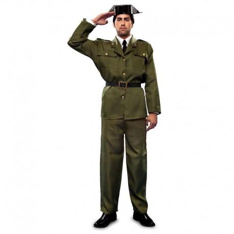 Disfraz de Guardia Civil hombre