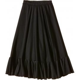 Falda de ensayo flamenca 1/2 capa
