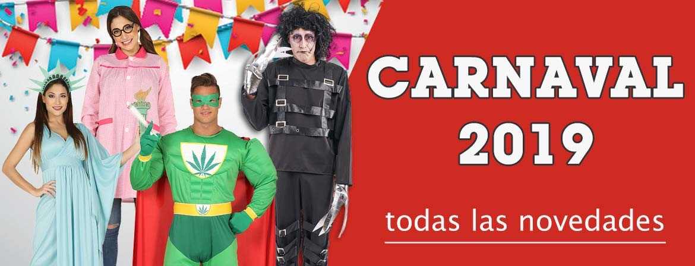 Novedades Carnaval 2019