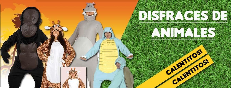 Disfraces de animales 2019